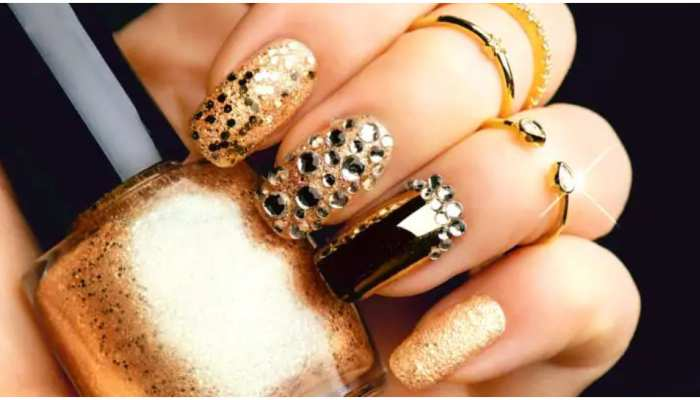 how to do nail art at home trendy nail art designs