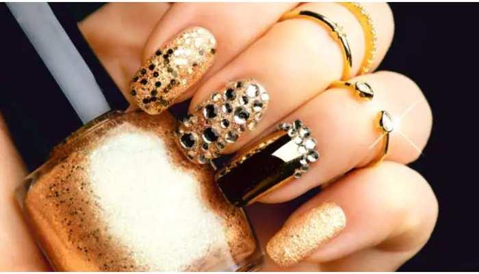 how to do nail art at home trendy nail art designs