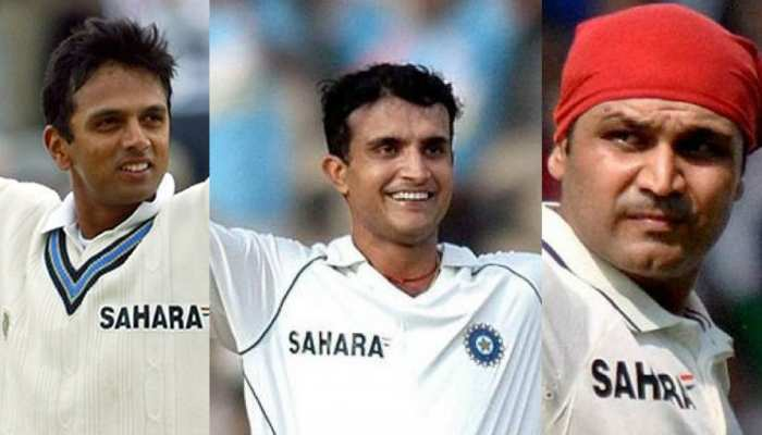 Sourav Ganguly bold decision as captain help team india to grow more Sehwag Rahul Dravid Kaif Irfan