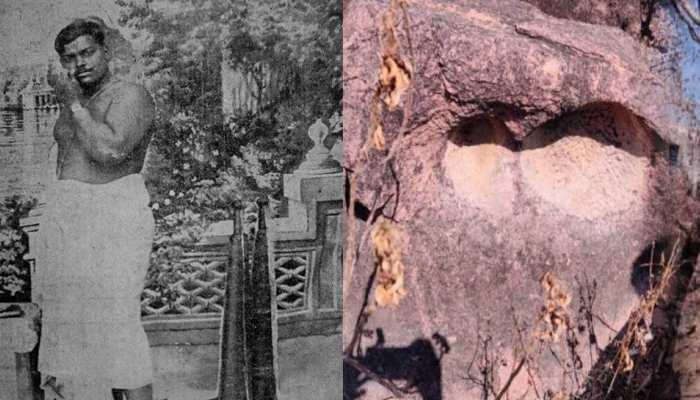 चंद्रशेखर आजाद ने मध्य प्रदेश के इस जिले में तीर चलाना सीखा, यहां आज भी मौजूद बमों के निशां