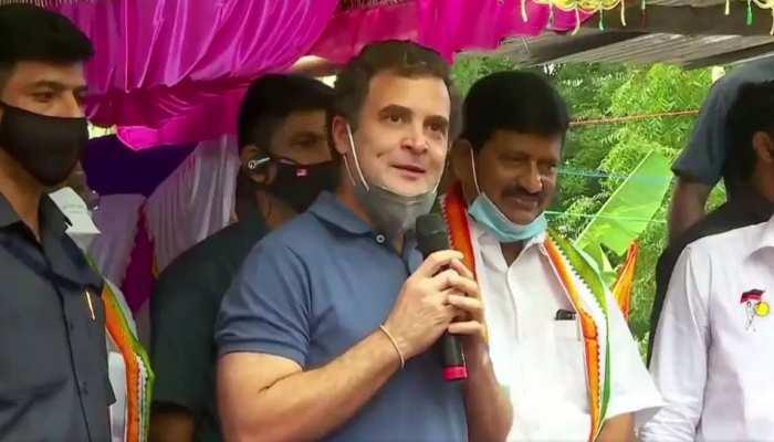 Tamil Nadu Assembly Election 2021: राहुल गांधी ने फिर साधा पीएम मोदी पर निशाना, कहा- China के हाथों गंवा दी Depsang Plains की जमीन
