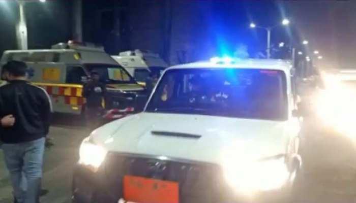 हल्द्वानी: कार और ट्रक के बीच भीषण टक्कर, शादी से लौट रहे 4 लोगों की मौत