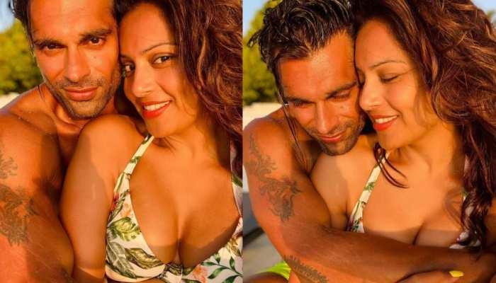 क्या आपने देखी Bipasha Basu और Karan Singh Grover की ये रोमेंटिक Photos?