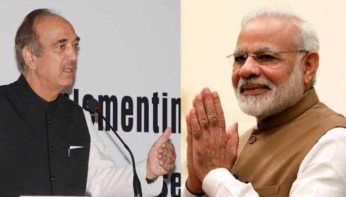 कांग्रेस नेता Ghulam Nabi Azad ने की PM Modi की तारीफ, कहा- हमको हमेशा बतानी चाहिए अपनी सच्चाई