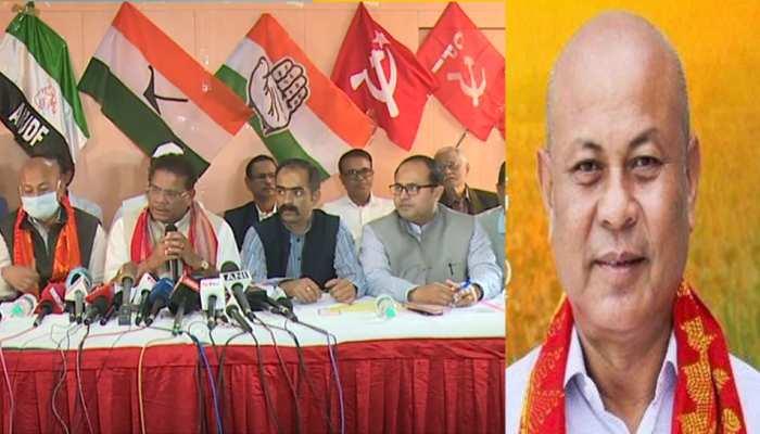 Assam: BPF ने बनाई BJP से दूरी, Hagrama Mohilary बोले- शांति और विकास के लिए फैसला
