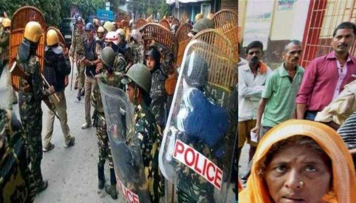 West Bengal Political Violence: बीजेपी ने लगाया कार्यकर्ता की पिटाई का आरोप, TMC का इनकार
