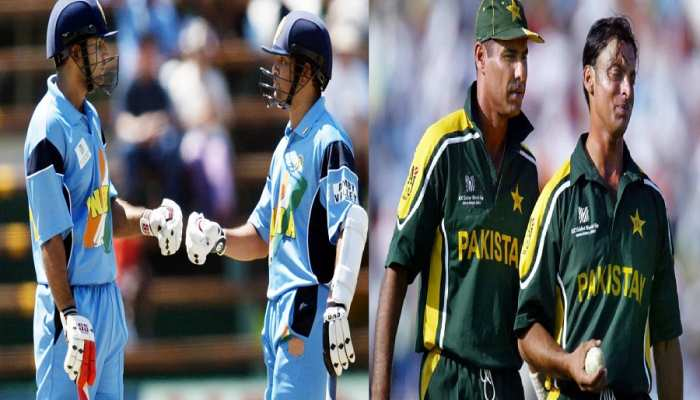 2003 Cricket World Cup: 18 साल पहले इसी दिन सचिन-सहवाग ने छिड़का था पाकिस्तान के जख्मों पर नमक