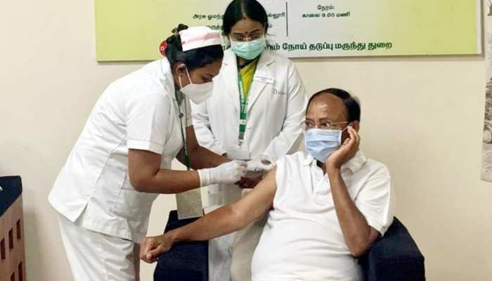 PM Narendra Modi started, now these big leaders also get vaccinated