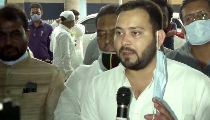 West Bengal Elections 2021: Mamata Banerjee के समर्थन में Tejashwi Yadav की अपील, बोले- बंगाल के बिहारी लोग TMC को करें वोट