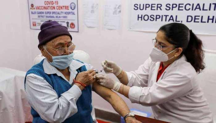 Vaccination: Covishield की पहली डोज के दूसरे हफ्ते में बन रही हैं एंटीबॉडी, Max और CSIR की स्टडी में खुलासा