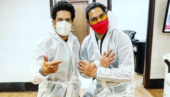 PPE किट में Sachin Tendulkar संग Yuvraj Singh की मस्ती, बोले- अपनी सेफ्टी भी जरूरी है भाई