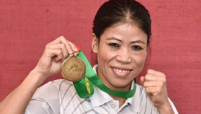 विश्वचैंपियन मुक्केबाज मैरीकॉम को मिली अंतर्राष्ट्रीय स्तर पर बड़ी जिम्मेदारी