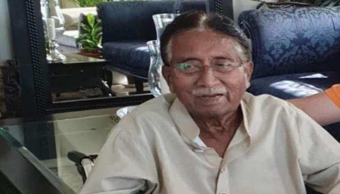 सोशल मीडिया पर वायरल हुई पाकिस्तान के पूर्व तानाशाह जनरल परवेज मुशर्रफ की तस्वीर