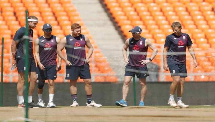 IND vs ENG: Ahmedabad के मौसम में अचानक आया बदलाव, England टीम के कुछ सदस्य बीमार