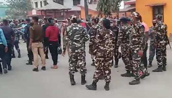 नेपाली महिला तस्करों ने किया SSB जवान पर हमला, बॉर्डर पर तनाव का माहौल