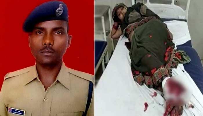 रेलवे सिपाही को सलाम: महिला को खींच लाए मौत के मुंह से, बचाने में गवां दी अपनी जान