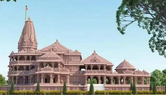 अयोध्या में अशरफी भवन के पास खरीदी गई जमीन, 70 नहीं 107 एकड़ में बनेगा राम मंदिर