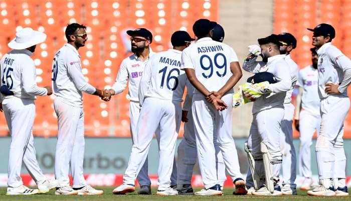 Ind vs Eng: अक्षर और अश्विन की फिरकी में फिर फंसा इंग्लैंड, पहली पारी में 205 रन पर हुआ ढेर