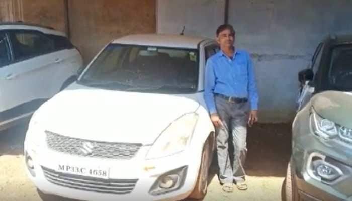 कार दे रही वारदात को अंजाम!! थाने के चक्कर लगाकर मालिक परेशान...