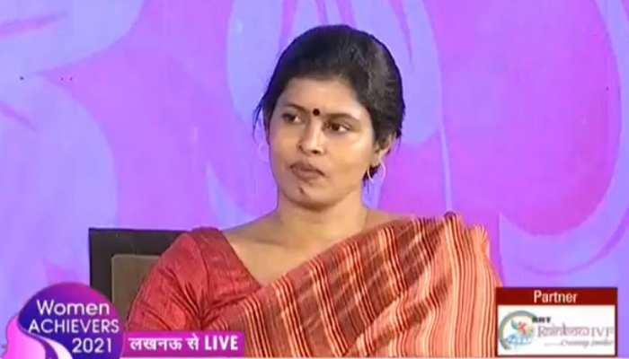 UP Conclave: बेटियों-महिलाओं को सशक्त बनाने के लिए 23 विभाग कर रहे काम- स्वाति सिंह
