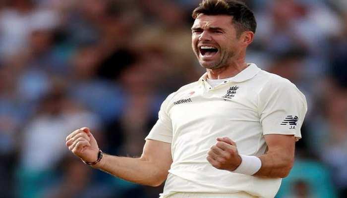 क्रिकेट की दुनिया में जेम्स एंडरसन का बड़ा कारनामा, हासिल की स्पेशल उपलब्धि