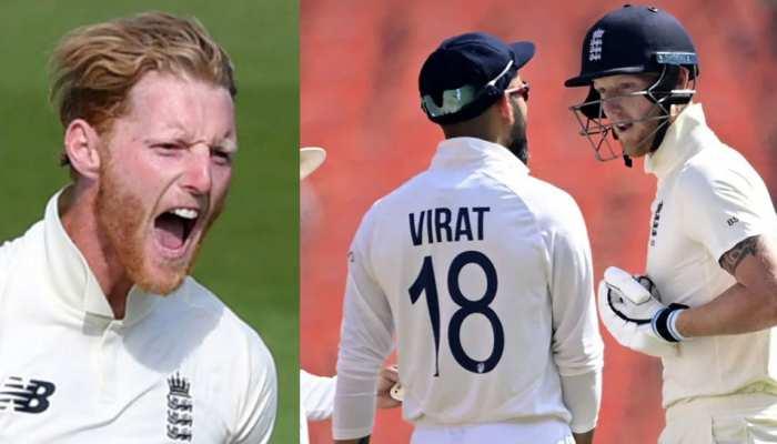 IND VS ENG: Ben stokes controversy in india vs england test series Rishabh Pant Virat Kohli