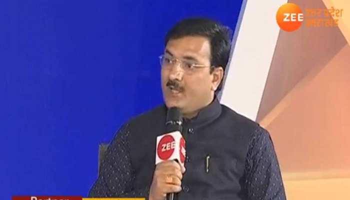 Zee UP Conclave: गरीब परिवार को ऐसा कभी नहीं लगेगा कि उनके बच्चे शिक्षा नहीं ले सकते- सतीश द्विवेदी