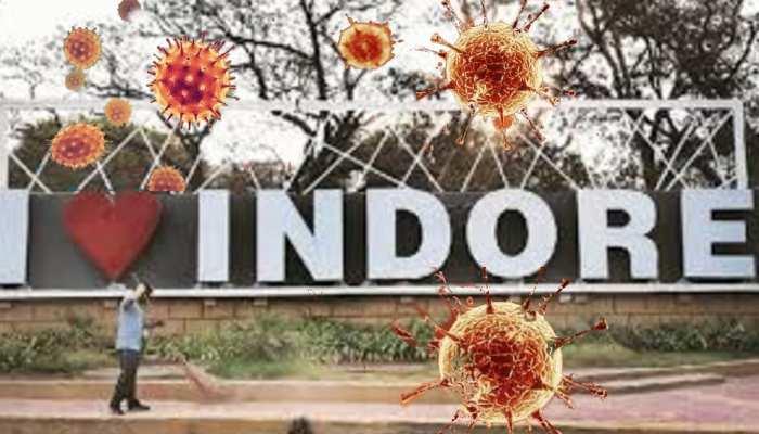 कोरोना का हॉटस्पॉट बना इंदौर,6 लोगों में यूके स्ट्रेन की पुष्टि,लग सकता है नाइट कर्फ्यू