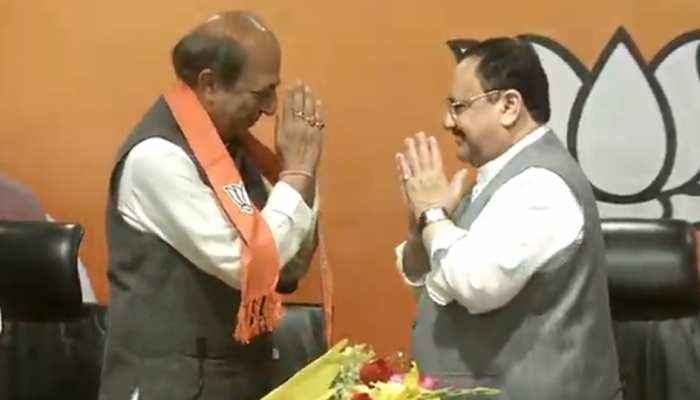 मिथुन, गंभीर की अटकलों के बीच इस दिग्गज ने थामा BJP का दामन, कही यह बड़ी बात