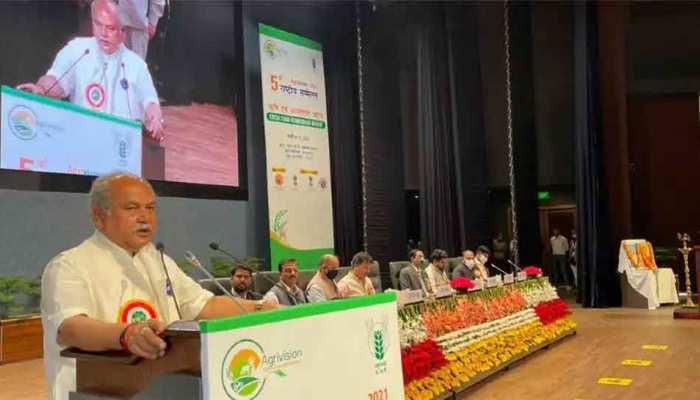 Farm Laws: किसानों के नाम पर हो रही राजनीति को लेकर जताई गई चिंता, Narendra Singh Tomar ने कही ये बड़ी बात