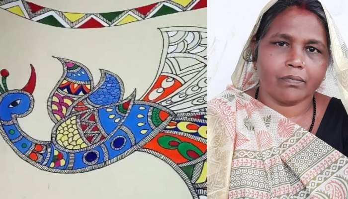 International Women's Day: दुलारी देवी, जिनकी मिथिला पेंटिंग के रंग उनके आंसुओं से भीगे हैं