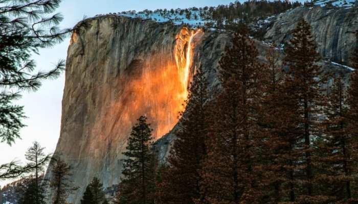 Yosemite Firefall Yosemite Firefall dates 2021 know the mystery and history of Yosemite Firefall travel destination