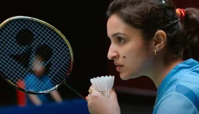 दमदार डायलॉग्स के साथ रिलीज हुआ Saina का Trailer, फैंस को पसंद आ रहा Parineeti Chopra का अंदाज
