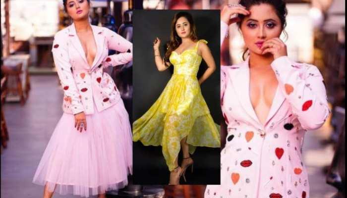 Rashami desai latest shoot in Plunging dress goes viral on social media