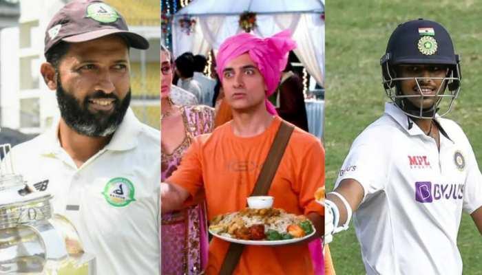 Wasim Jaffer ने '3 इडियट्स' फिल्म का मीम शेयर कर किया था ट्रोल, अब सुंदर ने दिया ये मजेदार जवाब