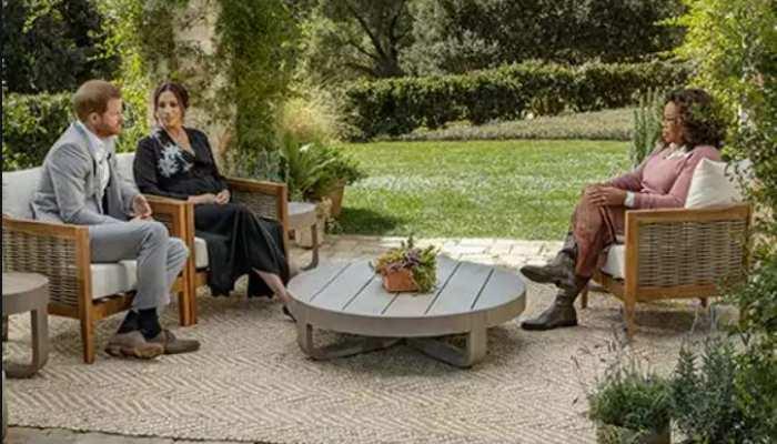 ब्रिटिश शाही परिवार का इंटरव्यू: विनफ्रे बोलीं, महारानी ने नहीं की थी नस्ली टिप्पणी