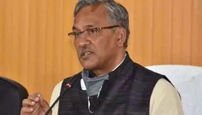 राज्यपाल से मुलाकात करने के बाद प्रेस कॉन्फ्रेंस करेंगे सीएम त्रिवेंद्र सिंह रावत