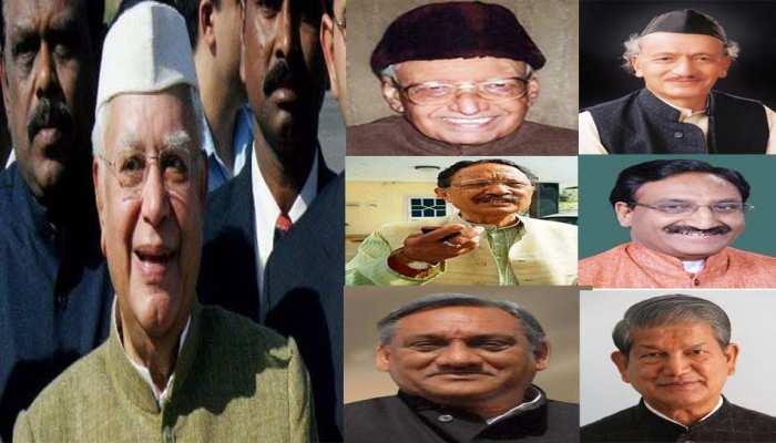 उत्तराखंड: महज 20 साल में बदले 11 मुख्यमंत्री, एक के सिवाय कोई नहीं बचा सका 5 साल तक कुर्सी