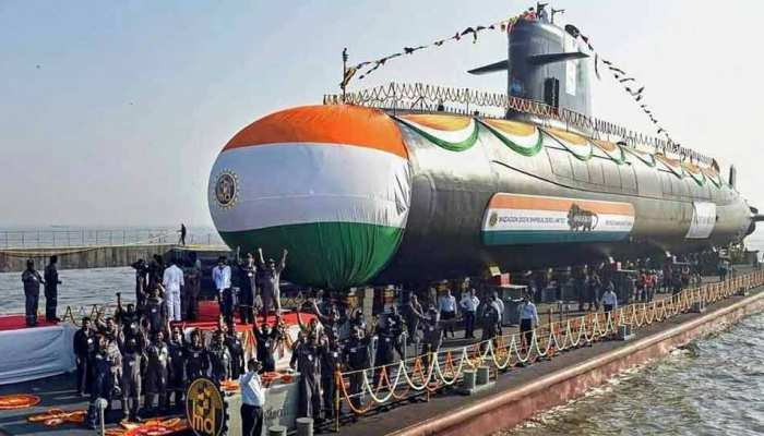 Kalvari class INS Karanj submarine to commissioned in the Indian Navy, Know technology and Special feature