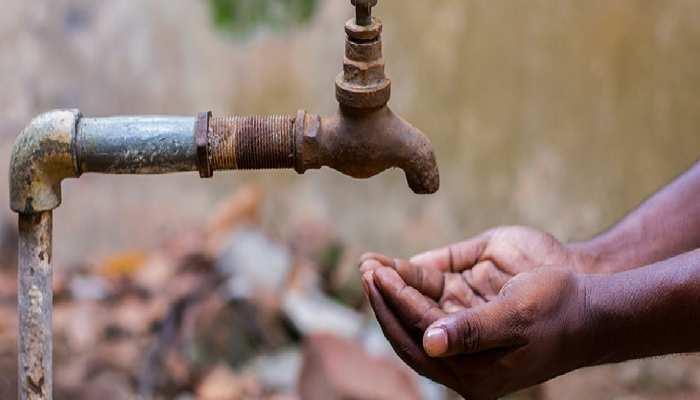 Drinking water will reach 43 thousand villages in Rajasthan target to reach 1 crore homes   Rajasthan में 43 हजार गांवों तक पहुंचेगा पेयजल, 1 करोड़ घरों तक कनेक्शन पहुंचाने का लक्ष्य   Hindi ...