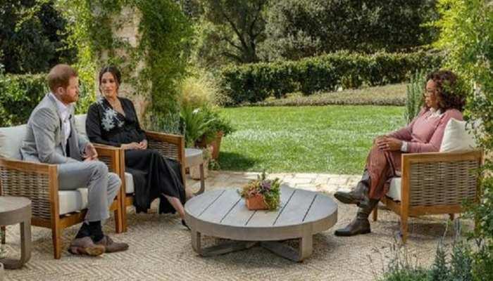 Royal Family में भूचाल लाने वाले Harry और Meghan के इंटरव्यू के लिए Oprah Winfrey को मिले 51 करोड़ रुपये