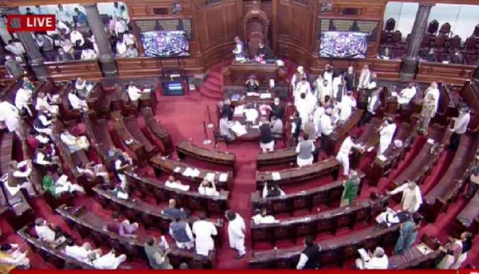 Parliament Budget Session: तीसरे दिन भी विपक्ष का हंगामा, 15 मार्च तक लोक सभा और राज्य सभा स्थगित