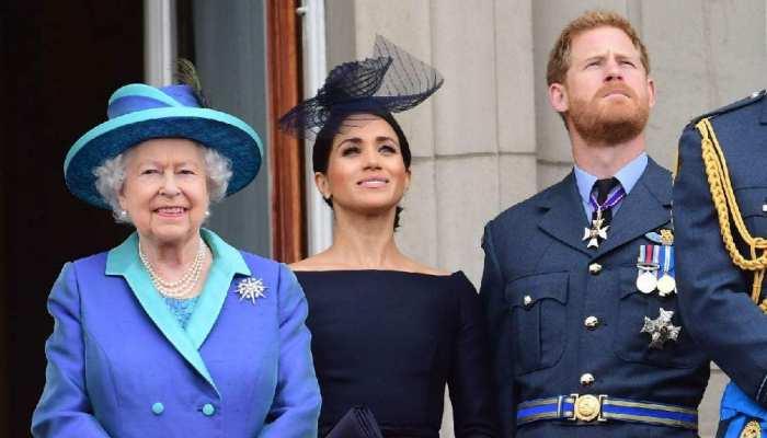 बहू Meghan Markle के आरोपों पर सामने आया Royal Family का पक्ष, कहा- घर का मामला घर में ही सुलझाएंगे