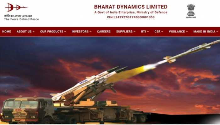 BDL Recruitment 2021: भारत डायनामिक्स लिमिटेड में विभिन्न पदों पर निकली बंपर वैकेंसी, आवेदन प्रक्रिया शुरू; ऐसे करें अप्लाई