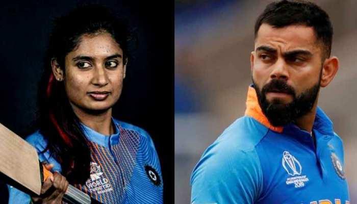 आज भारत की दोनों टीमें होंगी मैदान पर, Mithali Raj और Virat Kohli के नेतृत्व में दिखाएंगी दम