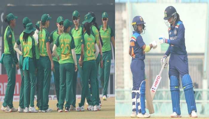 मिताली राज के ऐतिहासिक मैच में दक्षिण अफ्रीकी टीम से हारी भारतीय महिला टीम
