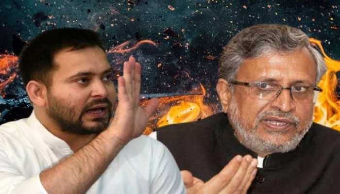 Bihar: सुशील मोदी का RJD पर हमला, कहा-सदन में हंगामा कर पार्टी ने किया लोकतंत्र का अपमान