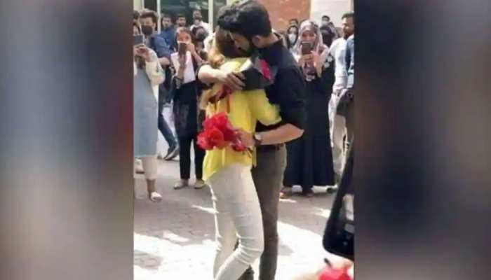 Pakistan: लाहौर यूनिवर्सिटी में छात्रा ने किया प्यार का इजहार तो मचा बवाल और फिर...