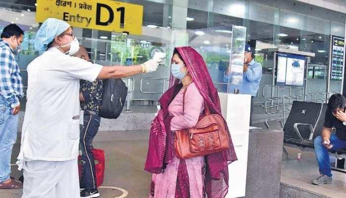 हवाई यात्रा के दौरान कोरोना प्रोटोकॉल का पालन जरूरी, उल्लंघन पर होगी कार्रवाई