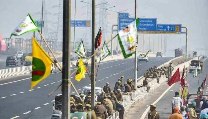 दिल्ली से गाजियाबाद जाने वालों को बड़ी राहत, Delhi Police ने खोला NH-24; गणतंत्र दिवस हिंसा के बाद से बंद थी सड़क